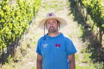 Chris Carson - Winemaker & Viticulturist