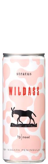ストラタス ワイルダス ロゼ 2019 (250ml缶)