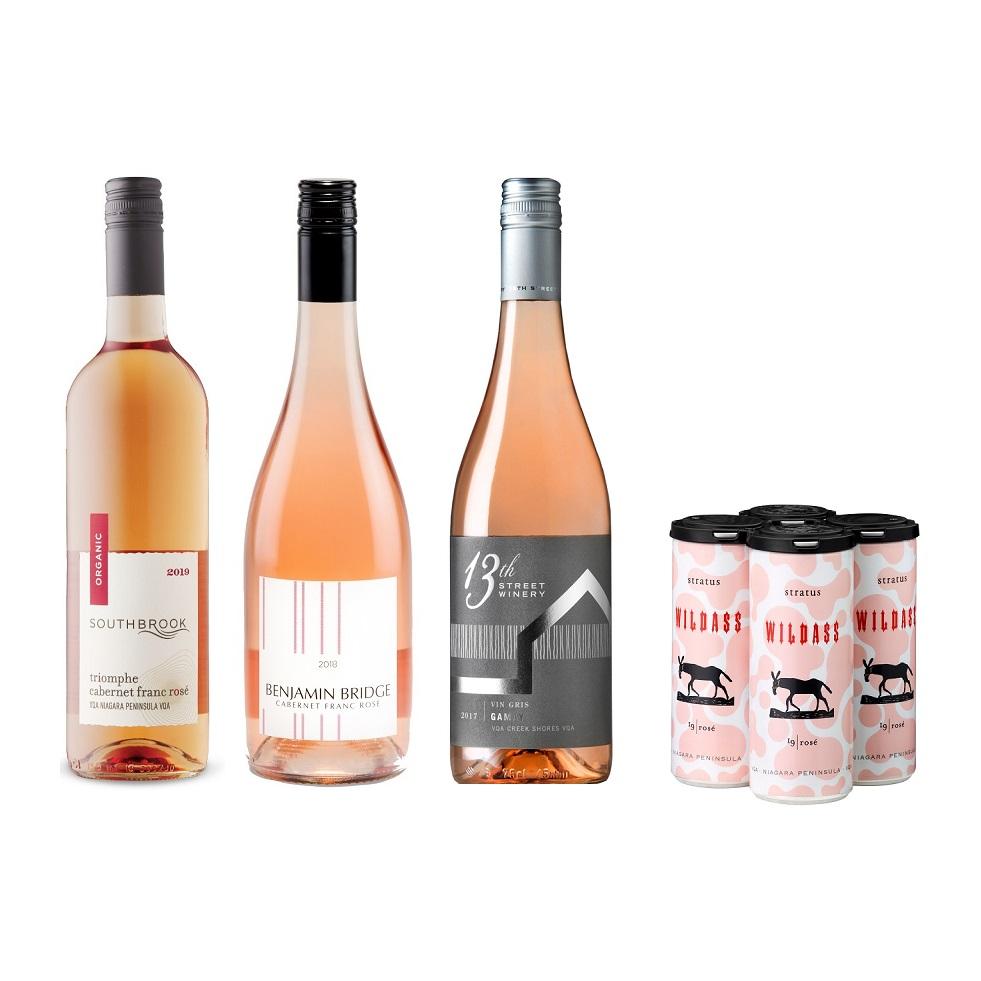 ロゼ スティルワイン 4種セット